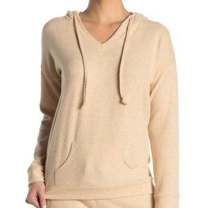 NWT Theo and Spence Yummy Brushed Knit Hoodie